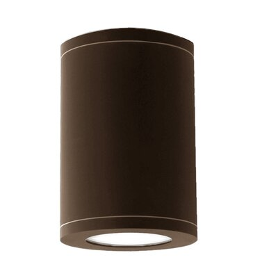 Tube under Cabinet LED Flush Mount Finish: Bronze