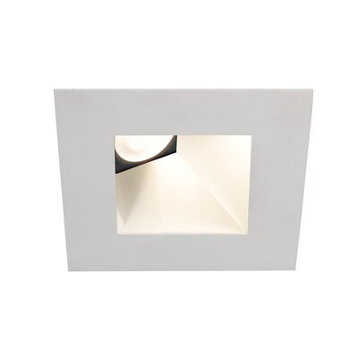 Tesla Pro High Output 3.5 Recessed Trim Finish: White