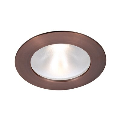 Tesla Pro High Output 3.5 Recessed Trim Finish: Copper Bronze