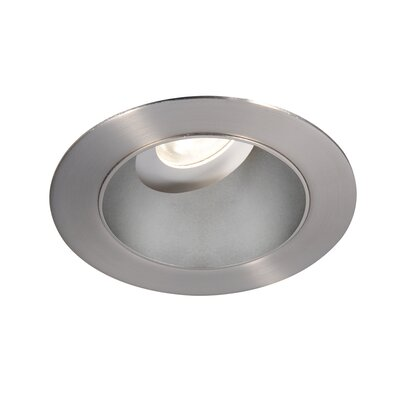Tesla Pro High Output 53.5 LED Recessed Trim Finish: Brushed Nickel