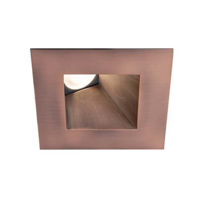 Tesla 2.88 Recessed Trim Finish: Copper Bronze