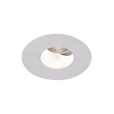 Tesla Pro High Output 2 Recessed Trim Finish: White
