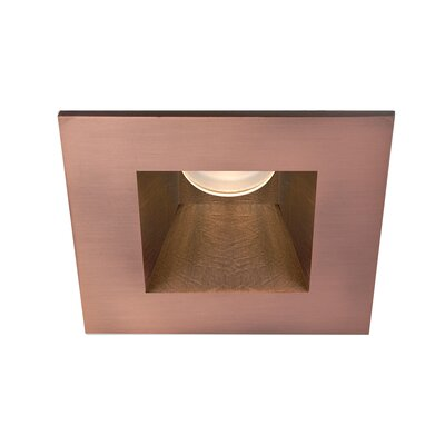 Tesla Pro High Output 2.88 Recessed Trim Finish: Copper Bronze