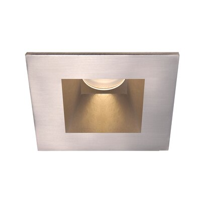 Tesla Pro High Output 2.88 Recessed Trim Finish: Brushed Nickel