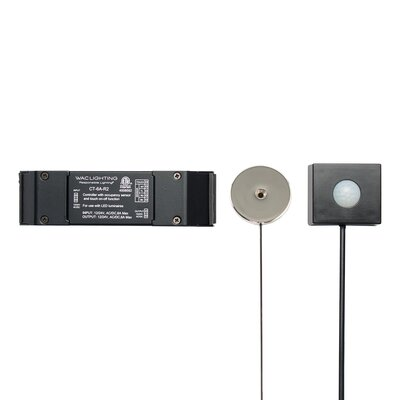 Touch On/Off Control and Occupancy Sensor Timer