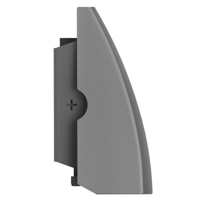 Endurance Fin Energy Star Outdoor/Indoor Wall Pack 27W 3000K Finish: Architectural Graphite