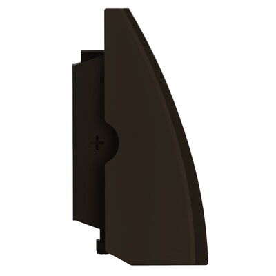 Endurance Fin Energy Star Outdoor/Indoor Wall Pack 27W 3000K Finish: Architectural Bronze