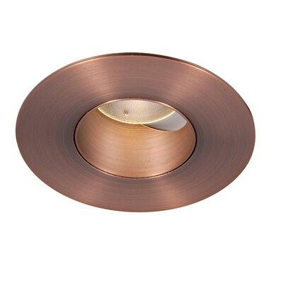 Tesla Pro High Output 2 LED Recessed Trim Finish: Copper Bronze
