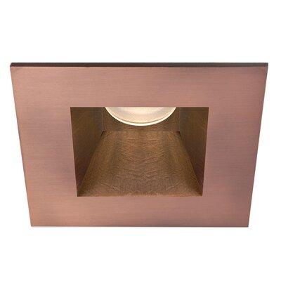 Tesla 3.5 LED Recessed Trim Finish: Copper Bronze