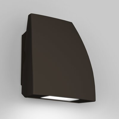 Endurance Fin Wall Pack Finish: Architectural Bronze
