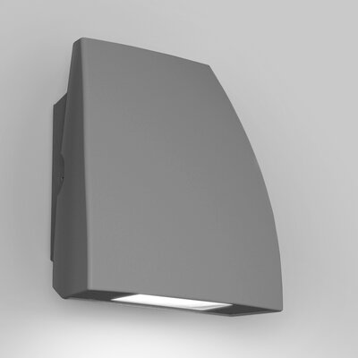 Endurance Fin Wall Pack Finish: Architectural Graphite