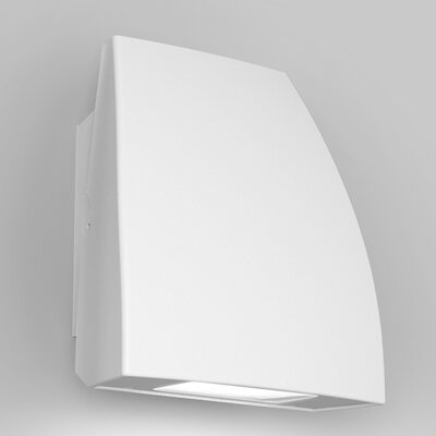 Endurance Fin Energy Star Wall Pack Finish: Architectural White