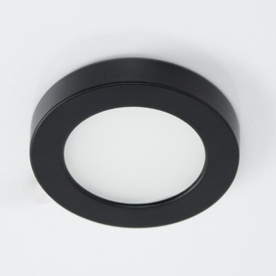 HR90 Edge LED Recessed Trim Finish: Dark Bronze