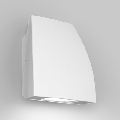 Endurance Fin Wall Pack Finish: Architectural White