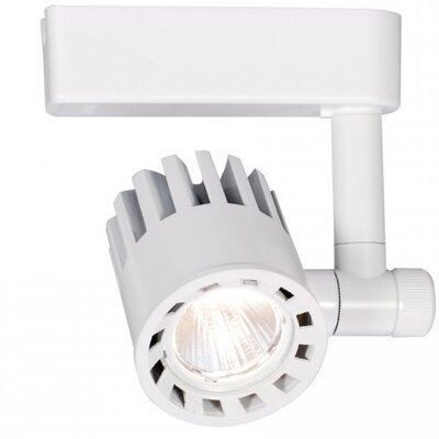LEDme 1-Light 90 CRI Track Head Finish: White, Lens Degree: Spot