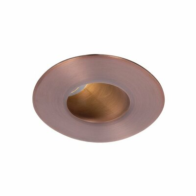 Tesla Adjustable Round 2 LED Recessed Trim Finish: Copper Bronze