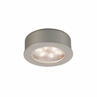 LEDme Square 2.25 LED Recessed Lighting Kit Finish: Black