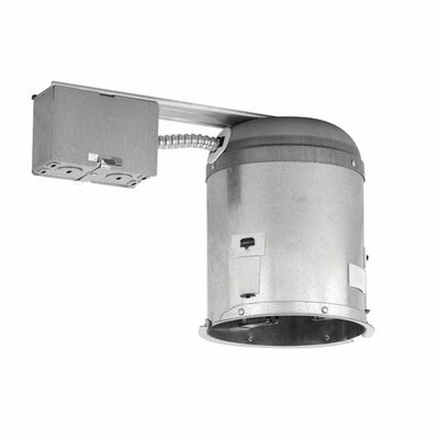 Line Voltage IC/Non-IC Remodel Recessed Housing