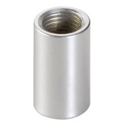 Single Circuit Track Rod Coupler Finish: Brushed Nickel
