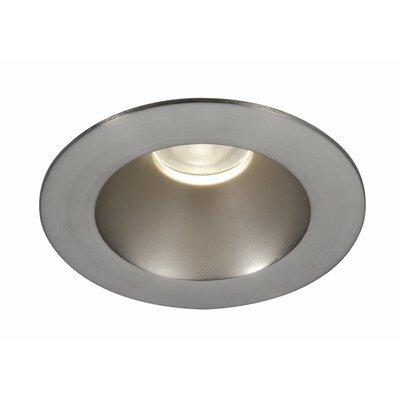 Tesla Open Round 3.5 LED Recessed Trim Finish: Copper Bronze