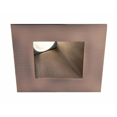 Tesla 3000K 3.9 LED Recessed Trim Finish: Copper Bronze