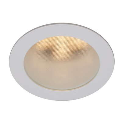 LEDme Round 3.63 Recessed Trim Finish: White