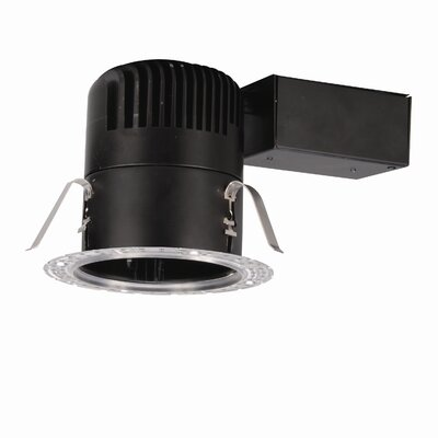 LEDme Invisible Trim Recessed Downlights Bulb Color: Warm White