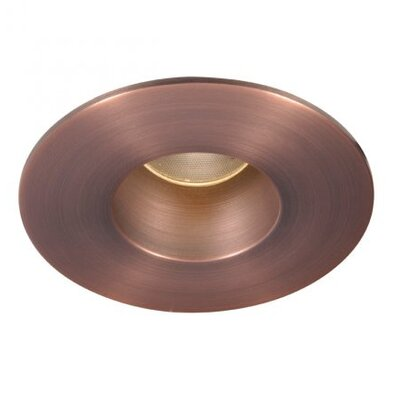 Tesla LED 26 Degree Beam Angle 2 LED Recessed Trim Finish: Copper Bronze