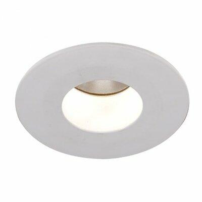 Tesla LED 26 Degree Beam Angle 2 LED Recessed Trim Finish: White