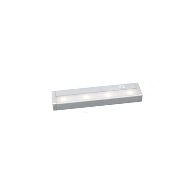 12 LED Under Cabinet Bar Light Finish: White