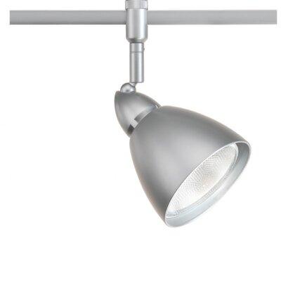 Flexrail1 1-Light Line Voltage Track Head Finish: Platinum
