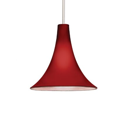 European Pome Quick Connect Monopoint Pendant Finish: Chrome