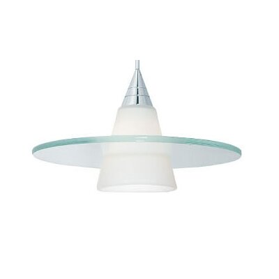 Contemporary Obo LEDme Quick Connect Pendant Finish: Chrome