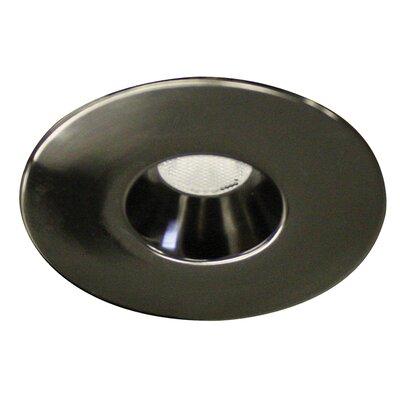 Miniature Open Reflector Round 2.75 Recessed Trim