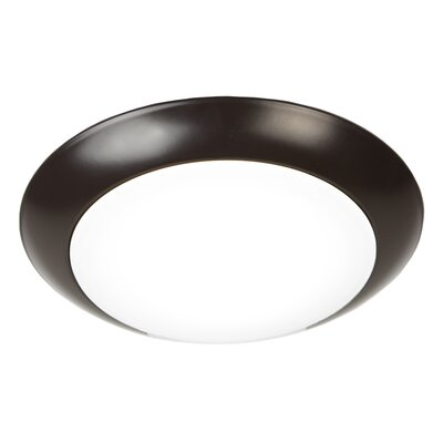 Kari Flush Mount Finish: Bronze