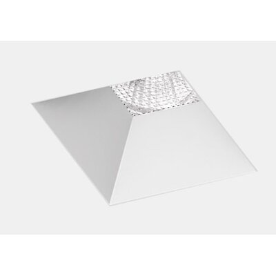 Aether 5.25 LED Recessed Trim Finish: White