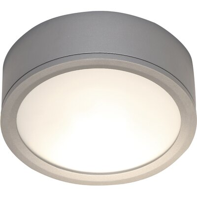 Tube Flush Mount Finish: Graphite
