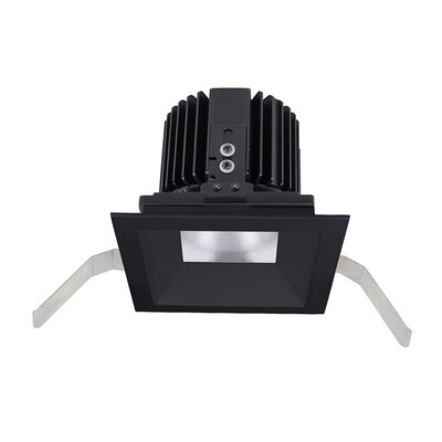 Volta Shallow 5.75 LED Recessed Trim Trim Finish: Black