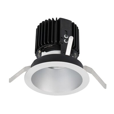 Volta 5.75 LED Recessed Trim Trim Finish: Haze/White