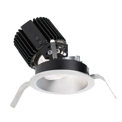 Volta Adjustable 5.75 LED Recessed Trim Trim Finish: Haze/White