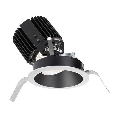 Volta Adjustable 5.75 LED Recessed Trim Trim Finish: Black/White