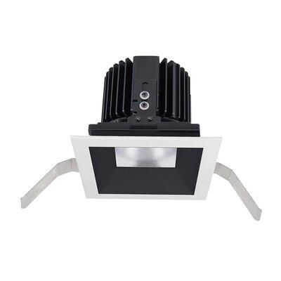 Volta Shallow 5.75 LED Recessed Trim Trim Finish: Black/Haze