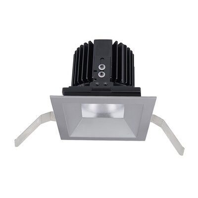 Volta Shallow 5.75 LED Recessed Trim Trim Finish: Haze