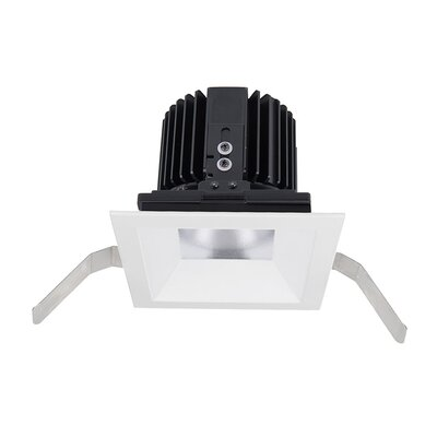 Volta Shallow 5.75 LED Recessed Trim Trim Finish: White