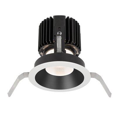 Volta Shallow 5.75 LED Recessed Trim Trim Finish: Black/White
