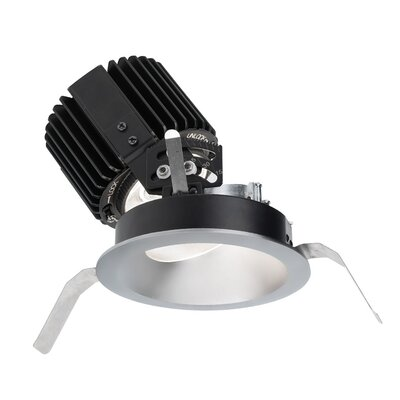 Volta Adjustable 5.75 LED Recessed Trim Trim Finish: Haze