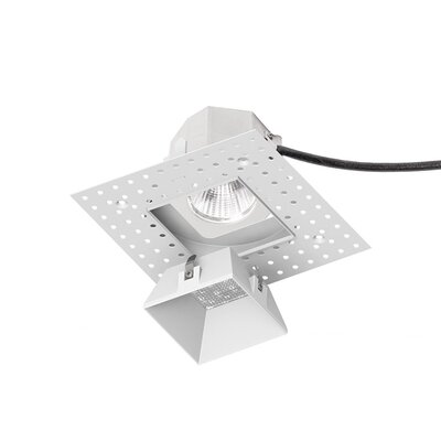 Aether 5.25 LED Recessed Lighting Kit Finish: White