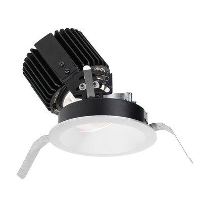 Volta Adjustable 5.75 LED Recessed Trim Trim Finish: White