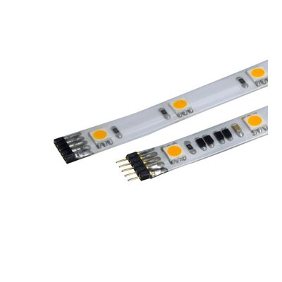 InvisiLED Pro 12 LED Under Cabinet Tape Light Size: 12