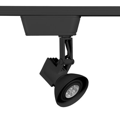 H Series Radiant Track Head Finish: Black, Track Collection: Juno Series